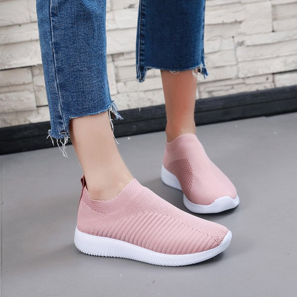 New Listing Hot Sales Summer Breathable Line Women Running Shoes Woman Sneakers Men Outdoor Sports Shoes #H