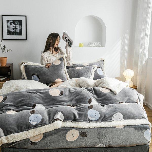 grey bedding