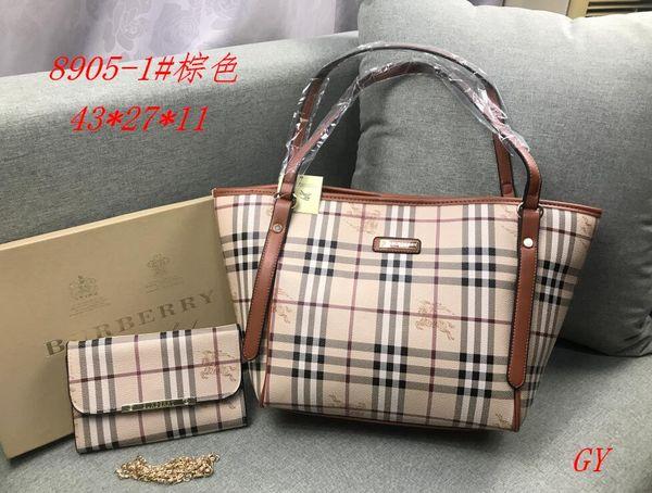 Women's handbag classic small series of fashion hot mom Lady chain bag elegant bulk corrugated woman Leather Shoulder purse handbags bag B76