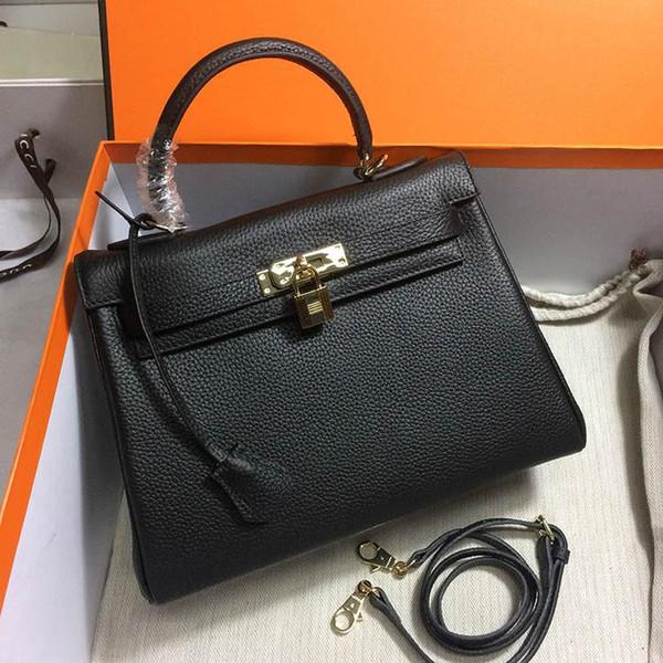 2019 sacs à main en cuir véritable femmes mode totches litchi modèle célèbre sac à main sac femmes sac à main livraison gratuite