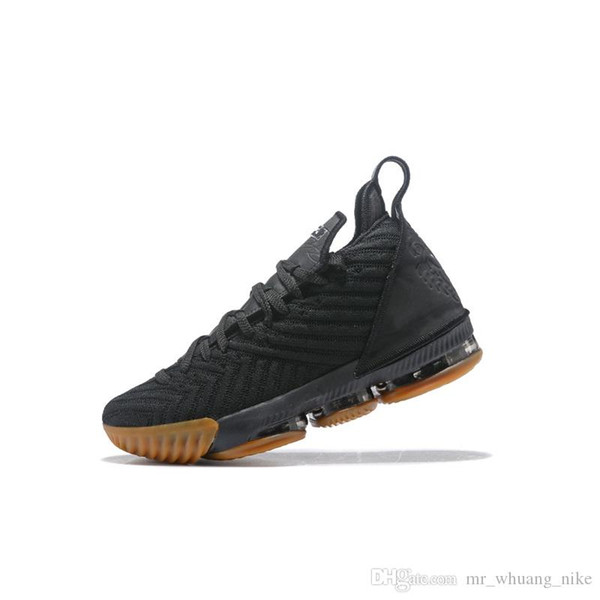 Mens lebron 16 basketball shoes high quality Black Gum Gold White Pink Aunt Pearl Blue Easters cheap new lebrons vix sneakers boots with box