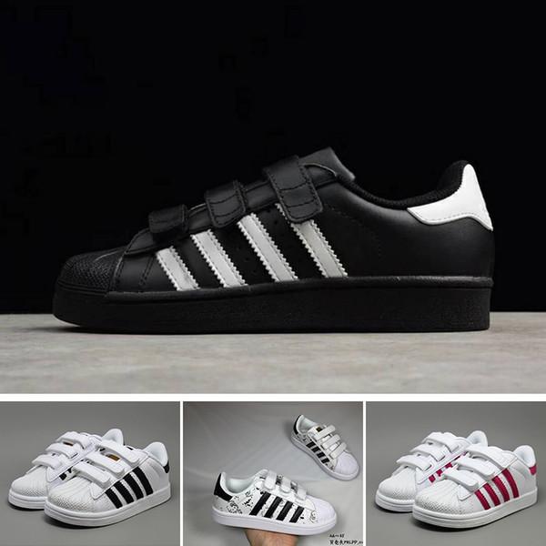 Superstar Para Zapatos Niños Compre Skate De Adidas 18v6vx f0dbe43b571