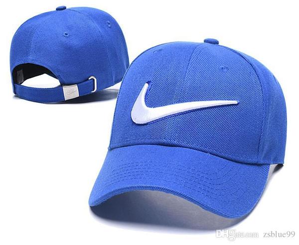 Atletik 2019nbspNIKE Moda NY Snapback Beyzbol Kapaklar Birçok Renkler Doruğa Kap Yeni Ayarlanabilir Snapbacks Spor Şapka erkekler için Mix Sipariş