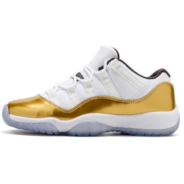 niedrigen Gold