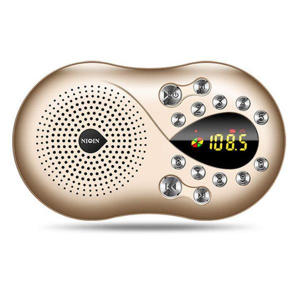 Q5 alten Radio alter Mann Mini-Stereo-Kartenlautsprecher tragbaren Lademusik-Player Nennspannung 3,7 (V) Nennleistung