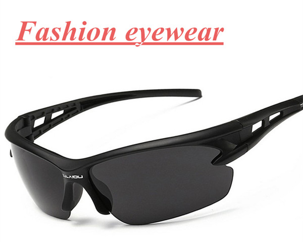 fashion classic cycling glasses outdoor sports sunglasses men and women night vision sunglasses summer wind and pest control 3105