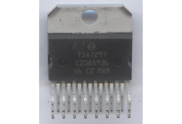 TDA7297 Dual Bridge Amplifier
