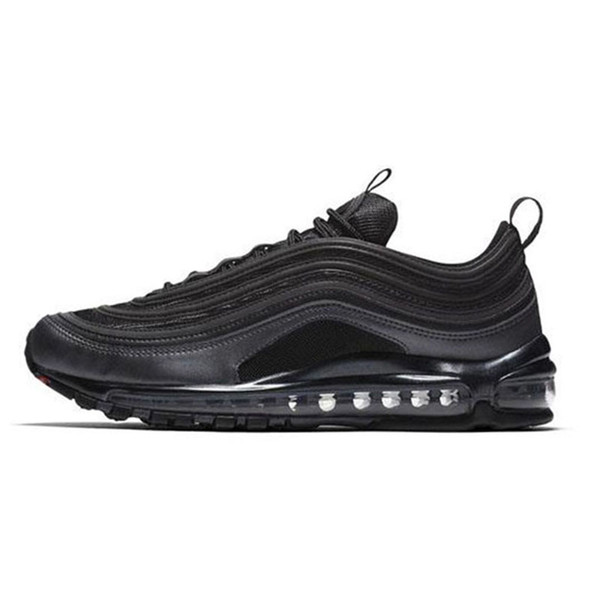 Nike Air Max 97 Off White 2019 Iridiscentes UNDEFEATED Triple Blanco Para  Hombre Zapatillas Negras Silver Bullet Metallic Gold South Beach Hombres ...