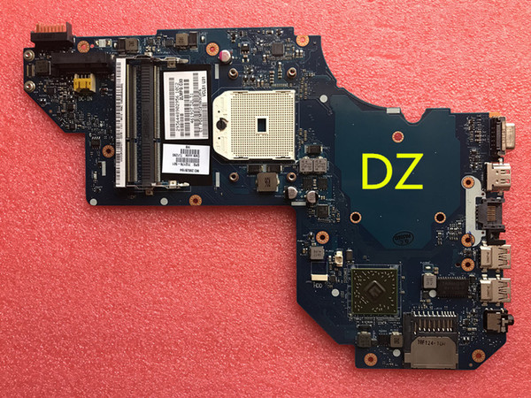 702176-001 board for HP pavilion M6 M6-1000 laptop motherboard DDR3 with AMD A70M chipset