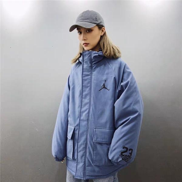 2020 Escudo Para Hombres Mujeres Wram Guardián chaquetas B104527V Nueva Moda para mujer para hombre del espesamiento del invierno Windbreakers otoño