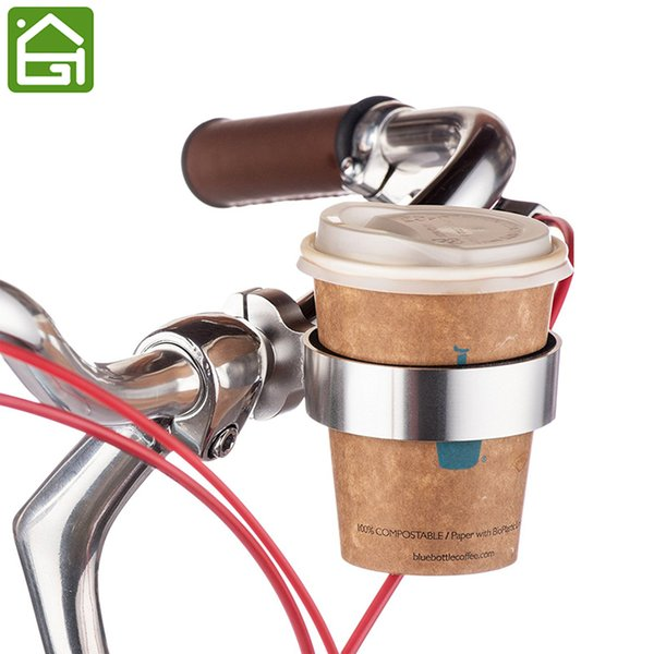Aluminum Cup Bottle Handlebar Holder Bike Mountain Road Bicycle Water Bottle Coffee Cup