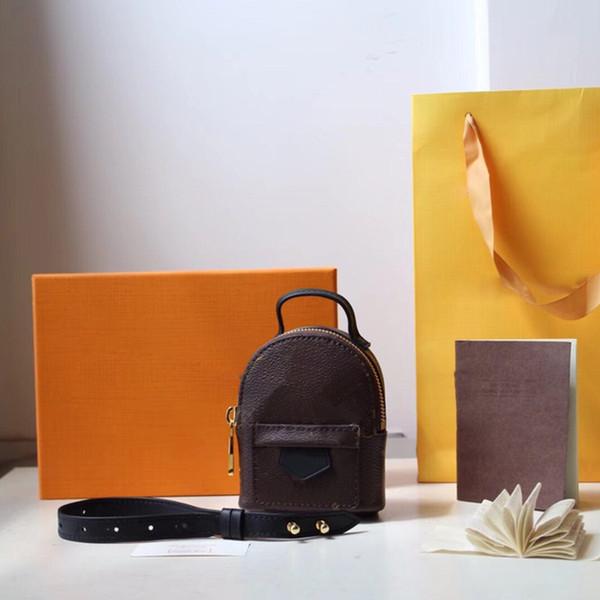 Pembe Sugao kadın cüzdan sikke cüzdanlar çiçek tasarımcısı Mini cüzdan sırt çantası küçük çanta akıllı ve minyon sevimli cüzdan hakiki deri yönlü