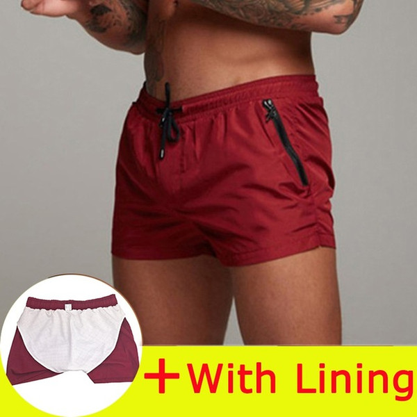 Wine Red Lining