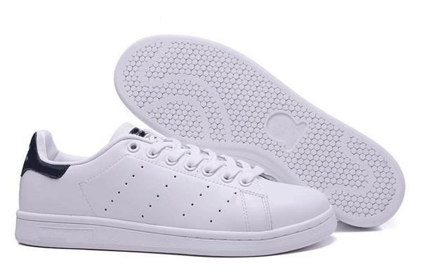 Großhandel Adidas Stan Smith 2019 Hochwertige Männer Und Frauen Modelle Stan Schuhe Mode Smith Atmungsaktive Freizeitschuhe Klassische Flache Schuhe
