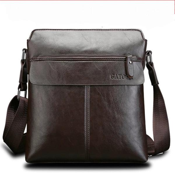 2c626355637a 10-дюймовый кожаный Бизнес-Офис мужской сумка мужчины портфель документ  сумка портфель портфолио удобные