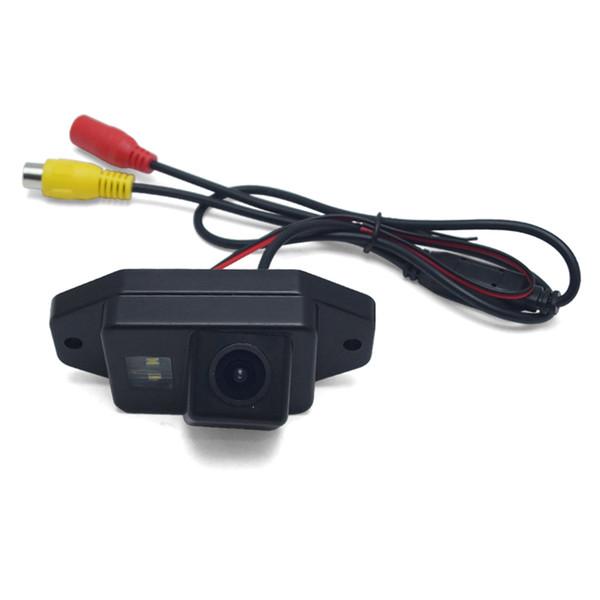 LEEWA wholesale Car Rearview Camera Backup Camera For Toyota/Prado/Land/Cruiser 120 Reverse Parking Camera #1651