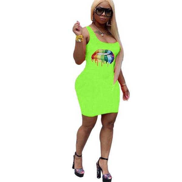 Флуоресценции зеленый