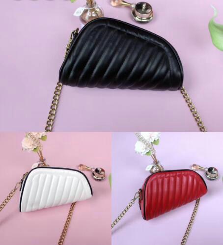 6a6598ddc2c Women Famous chain makeup handbags designer Keep the wallet purse Genuine  Leather bag Flip cover diagonal Shoulder Mobile phone bag Bags