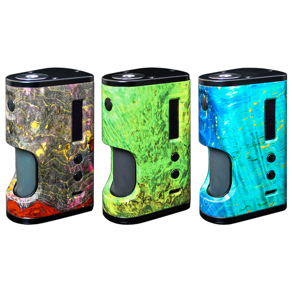 Authentics ULTRONER Aether Squonker 80W TC Box Mod with 0.91 OLED Screen 7ml Super capacity bottle SEVO chip Single 18650 battery