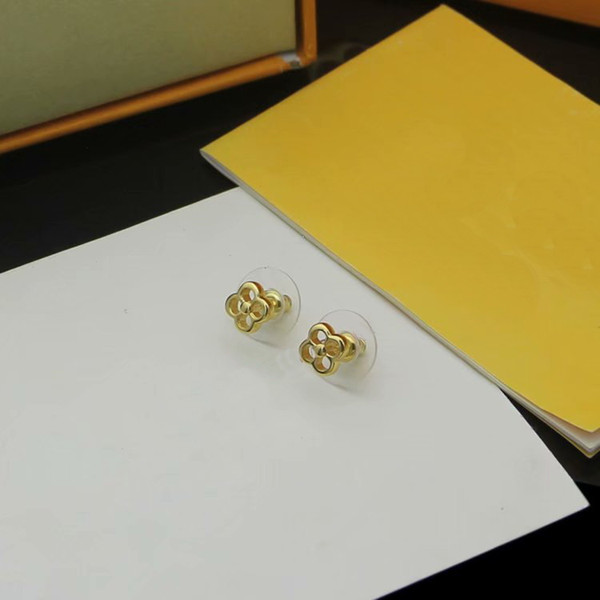 Yellow gold/Earrings