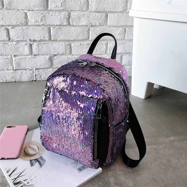 Fashion Style Soft Hit Color Backpack Female Hairball Solid Design for Teenage Girls Women School Shoulder Bags Bagpack #A