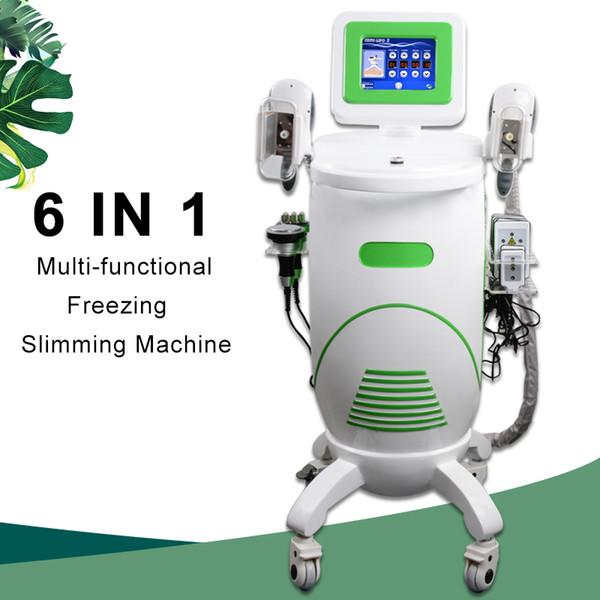 fat freezing machine cryolipolysis Vacuum Cavitation System spa high frequency facial rf radio frequency skin lifting machine