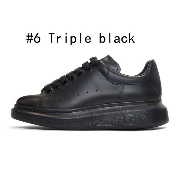 6 Triple Black 36-44