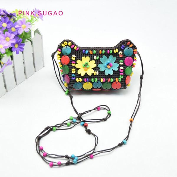 Pembe Sugao küçük çanta kadın omuz çantası tasarımcısı sikke cüzdan cüzdan BRW kabuk çanta ulusal telefon çanta bayan omuz çantaları