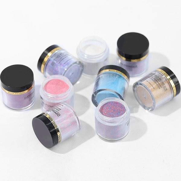 One Bottle Nail Gemstone Stencil Guides Mould Manicure Plastic Sheet Nail Art Mold Sticker DIY Hollow Art Salon Tips