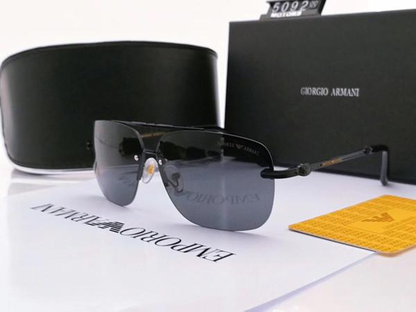Hombres 2030 Gafas de Sol Nuevas Gafas Retro de Marco Completo Famosas Gafas de Sol Diseñador de la Marca Gafas de Sol de Lujo Vintage