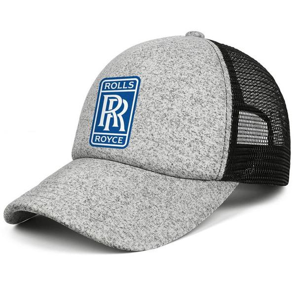 livraison gratuite 141a3 5d8b6 Acheter Rolls Royce Symbole Logo Emblème Hommes Sport Camionneur Chapeau  Personnalisé Réglable Casquette De Pêche Des Femmes Personnalisé Casquette  De ...