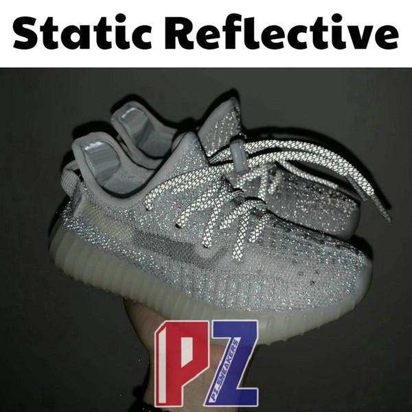 Statisch reflektierend