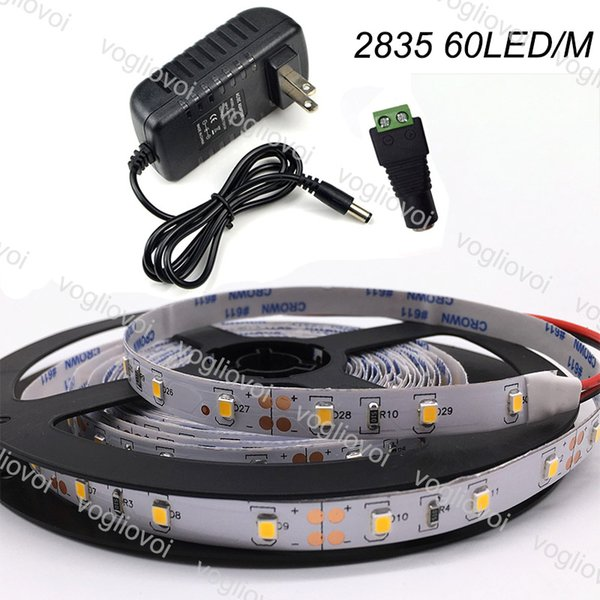 2835 60LED / M IP20 (non impermeabile)
