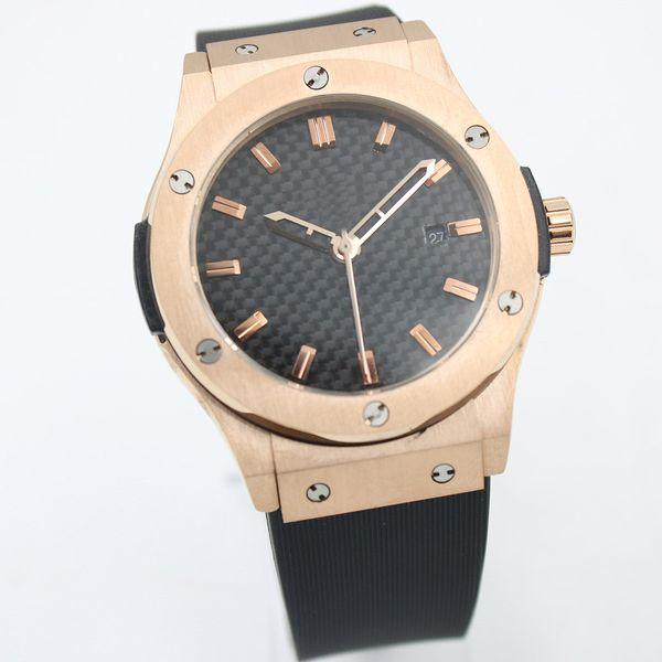 11 colors Wholesale Fashion men Automatic watch Hubl ot Caviar Big Bang Black Caviar Bang Global Limited Edition Automatic open replicas 001