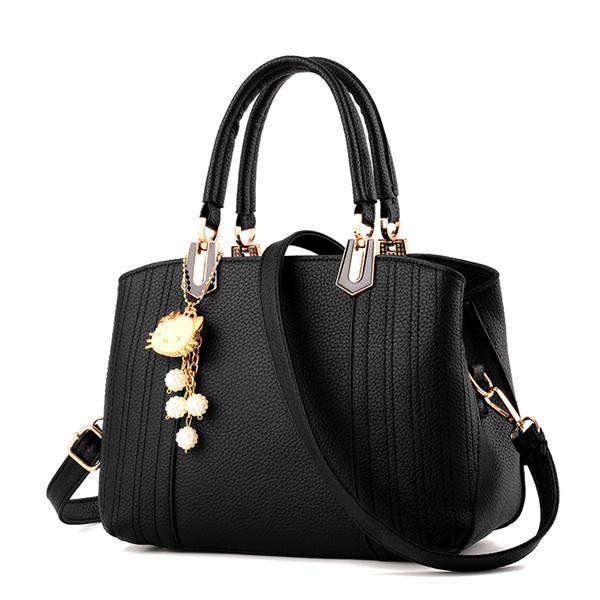 2019Мода женщин кожаная сумка через плечо сумка Messenger Hangbag
