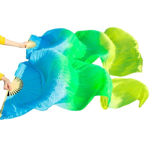 mavi, yeşil, sarı