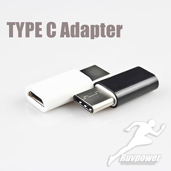 Nuevo tipo micro de alta calidad del USB 3.1 tipo C a conector del convertidor del adaptador hembra micro USB