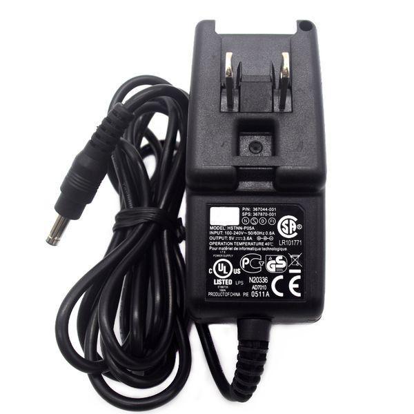 Per HP AC Adapter 5V 3.6A Caricatore di alimentazione 367044-001 HSTNN-P05A 4 * 1.7mm nero - Usato