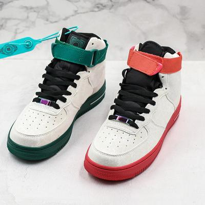 En kaliteli 2019 Yeni stil 1 Yüksek Çin Hoop Düşler Spor ayakkabı CK4581-110 3M doğa sporları erkek ve kadınların gündelik Sneakers 36-45