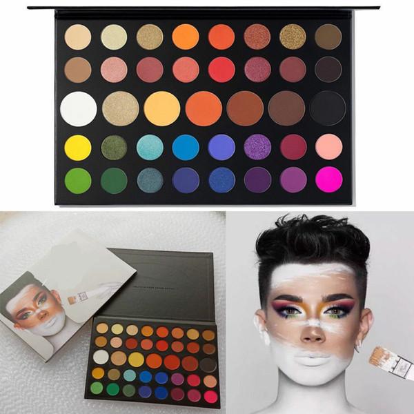 2019 New Eyes Makeup James Charles Eye Beauty Colors Natural Long