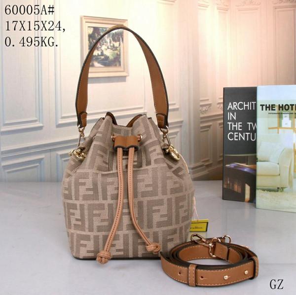 2019 новый стиль женщины мода сумка женщины сутра рекреационные ведро Сумка классическая косметичка ретро сумка B016