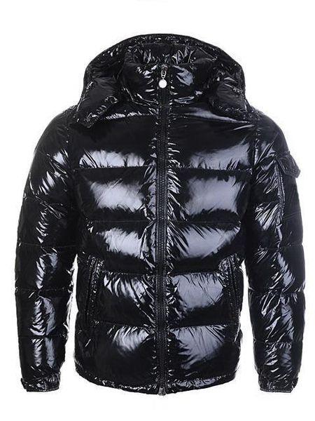 Wholeasle New Men Women Casual Down Jacket Down Coats Mens Outdoor Warm Feather Man Winter Coat outwear Jackets Parkas
