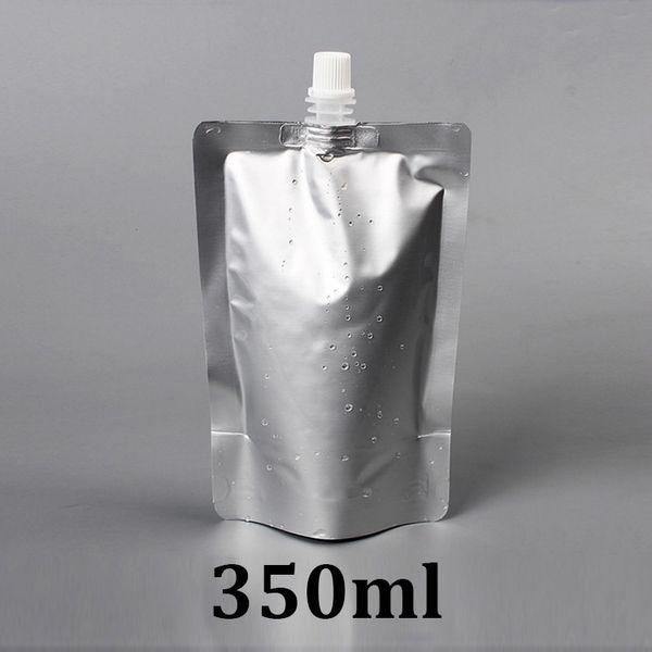 350ml, Silver, Top Spout
