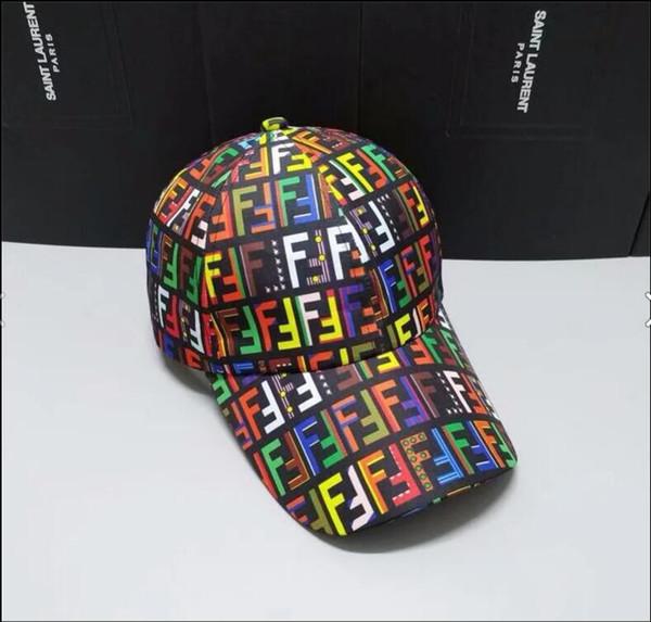 8612fbbcb3c0d 2019 new Men Visor Caps Baseball cap Fashion Embroidery hats for high  quality Berets Women casual