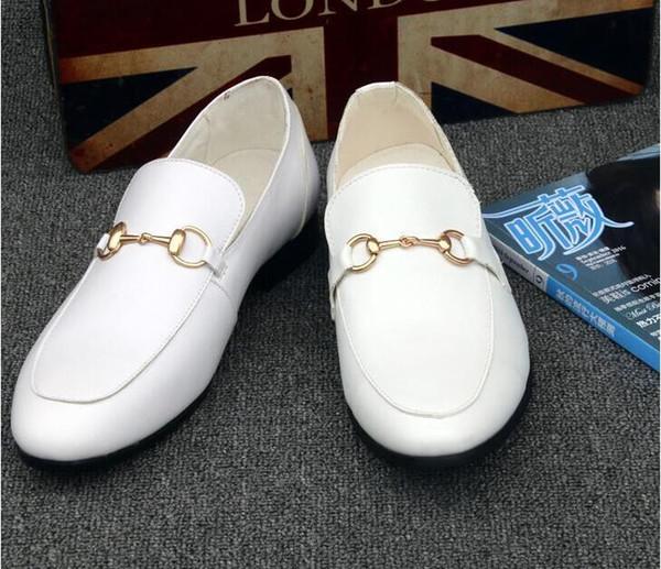 Erkek Ayakkabıları Marka Hakiki Deri Rahat Sürüş Oxfords Flats Ayakkabı Erkek Loafers Erkekler için Moccasins İtalyan Ayakkabı 37-45