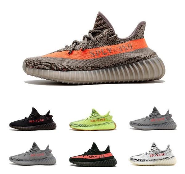 2019 nouvelles chaussures de sport sportives et respirantes pour les enfants, blanches et noires, rouges, roses et grises, gris