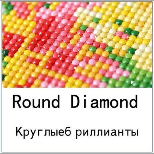 Color:Round Diamond