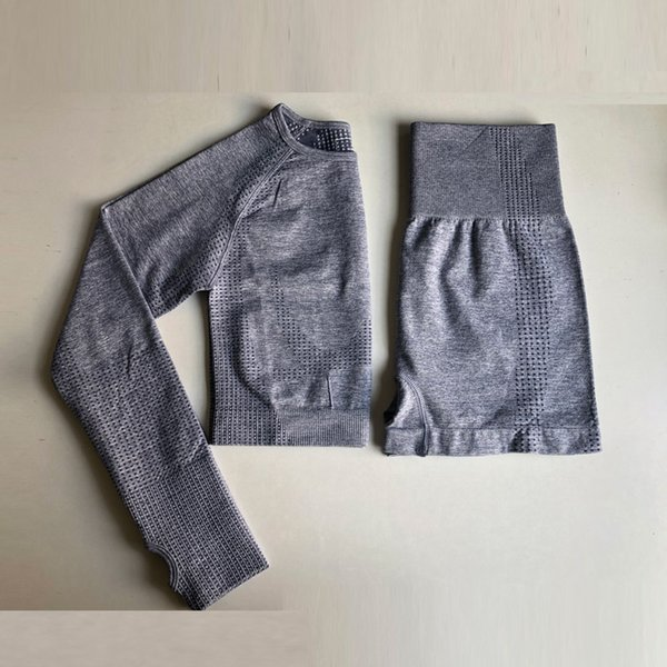 Gray Top+Leggings