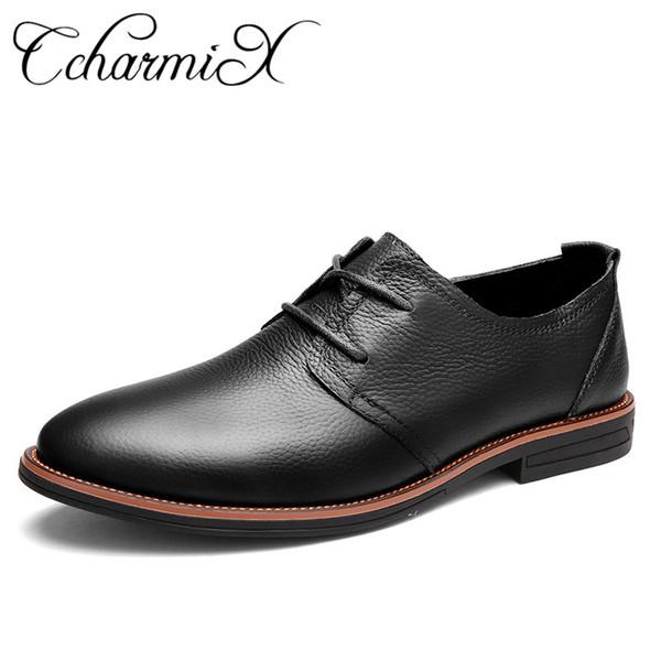 CcharmiX Gerçek Deri Erkek Ayakkabı