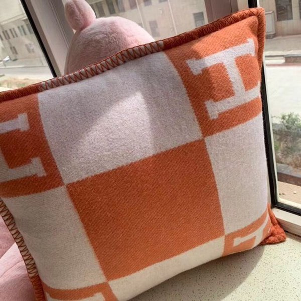 laranja almofada